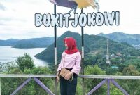 Alamat Bukit Jokowi Jayapura