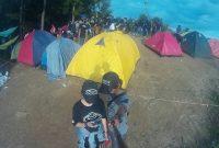 Area Camping Bukit Matang Kaladan Banjar