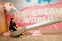 Fasilitas Ice Cream World Bali