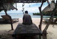 Fasilitas Pantai Pink Lombok Timur