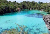 Jalan Menuju Danau Weekuri Sumba Barat