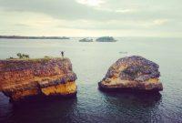 Jalan Menuju Pantai Pink Lombok Timur