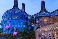Jam Buka Dusun Semilir Eco Park Semarang