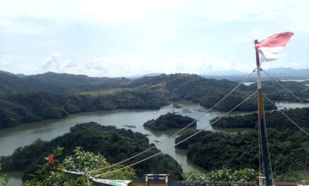 Lokasi Bukit Matang Kaladan Banjar