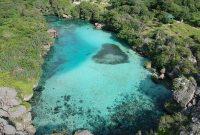 Lokasi Danau Weekuri Sumba Barat