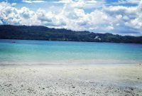 Lokasi Pantai Natsepa Ambon