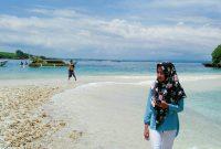 Lokasi Pantai Pink Lombok Timur