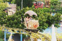 Roller Coaster Jatim Park 1 Batu Malang