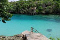Spot Foto Danau Weekuri Sumba Barat