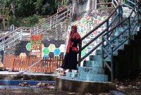 Spot Foto Pemandian Air Panas Lejja Soppeng