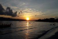 Sunset Pantai Natsepa Ambon