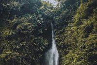 Air Terjun Kebun Raya Cibodas Cianjur