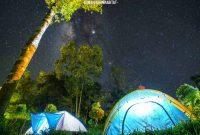 Area Camping Rumah Pohon Habitat Langkat