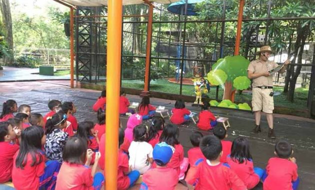 Bird Park The Jungle Waterpark Bogor