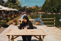 Fasilitas Floating Market Lembang Bandung