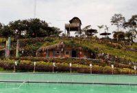 Fasilitas Kampung Indian Kediri