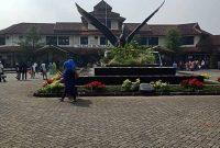 Fasilitas Taman Bunga Nusantara Bogor