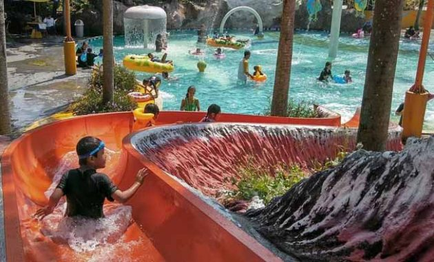 Fasilitas The Jungle Waterpark Bogor