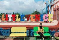 Harga Tiket Masuk Little Venice Kota Bunga Bogor