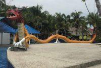 Harga Tiket Masuk Pantai Cermin Theme Park And Resort Hotel