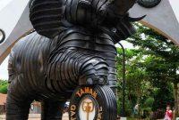 Harga Tiket Masuk Taman Gajah Tunggal Tangerang