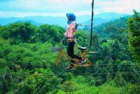 Jalan Menuju Bukit Bintang Bogor Leuwiliang