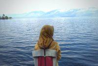Jalan Menuju Danau Singkarak Solok