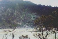 Jalan Menuju Kawah Putih Bandung