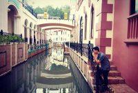 Jalan Menuju Little Venice Kota Bunga Bogor
