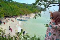 Jalan Menuju Pantai Pangandaran