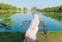 Jalan Menuju Taman Air Percut Medan