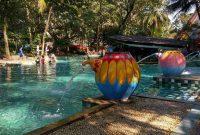 Jalan Menuju The Jungle Waterpark Bogor