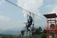 Jalan Menuju Villa Khayangan Jonggol Bogor