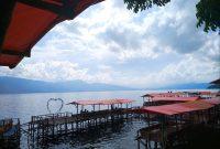 Letak Danau Singkarak Solok