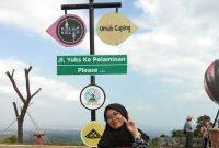 Lokasi Caping Park Purwokerto
