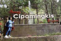 Lokasi Curug Cipamingkis Bogor