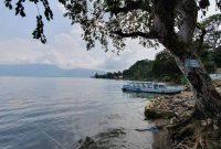Lokasi Danau Singkarak Solok