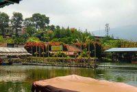 Lokasi Floating Market Lembang Bandung