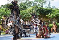 Lokasi Kampung Indian Kediri