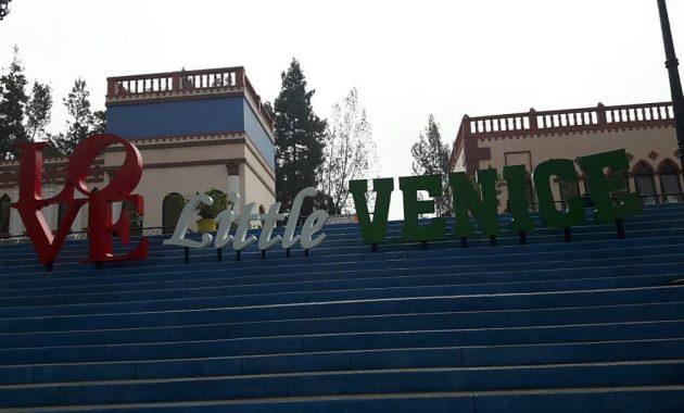 Lokasi Little Venice Kota Bunga Bogor