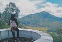 Lokasi Menara Pandang Tele Samosir