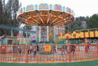 Lokasi Mickey Holiday Funland Berastagi