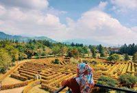 Lokasi Taman Bunga Nusantara Bogor