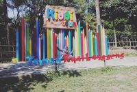 Lokasi Taman Kyai Langgeng Magelang