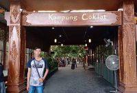 Rute Kampung Coklat Blitar