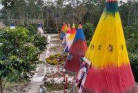 Rute Kampung Indian Kediri