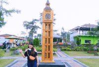Rute Merapi Park Jogja