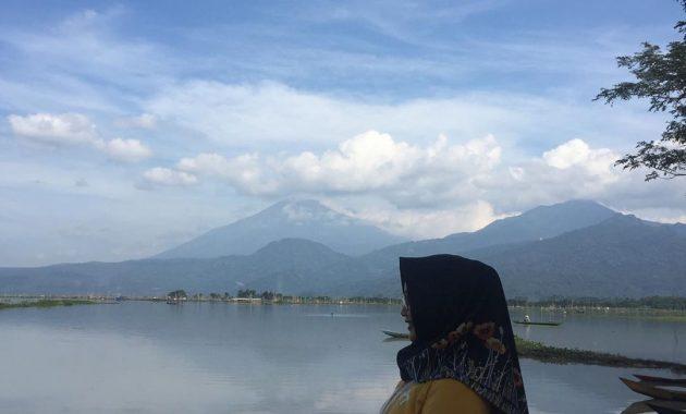 Rute Rawa Pening Semarang