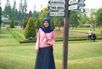 Rute Taman Bunga Nusantara Bogor