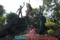 Rute Taman Kyai Langgeng Magelang